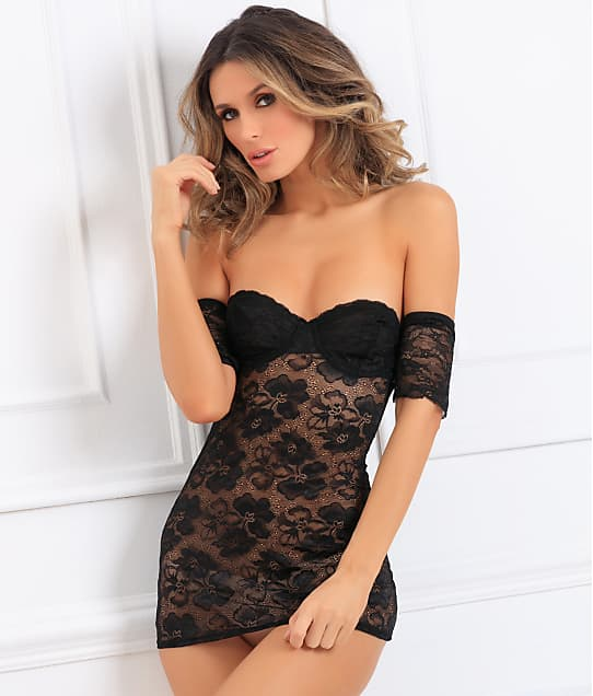 Rene Rofe: Seductively Stunning Lace Dress