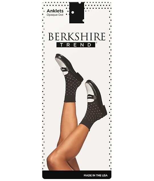 Berkshire: Opaque Dot Anklet