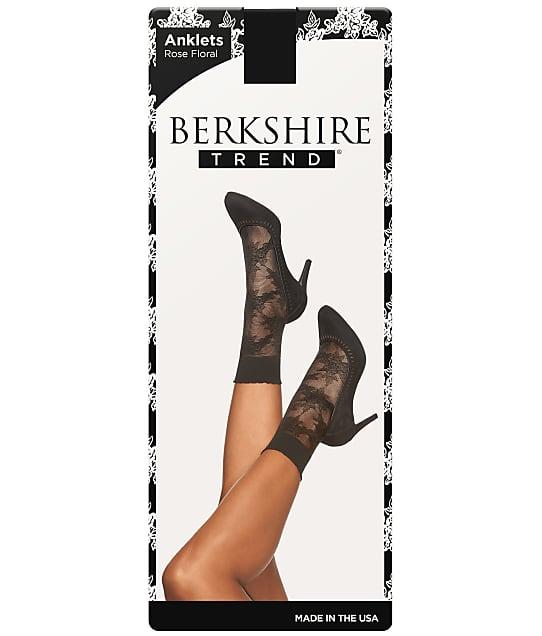 Berkshire: Rose Floral Anklet