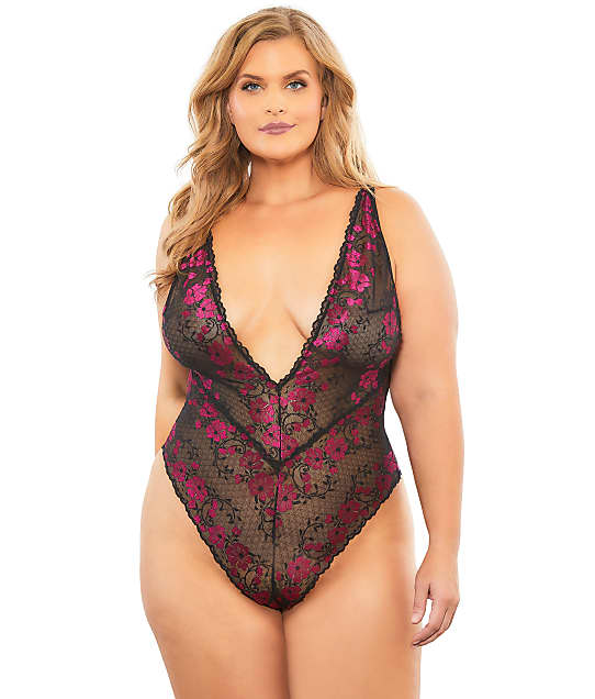 334fb34fccd Plus Size Real Lingerie Lana Teddy
