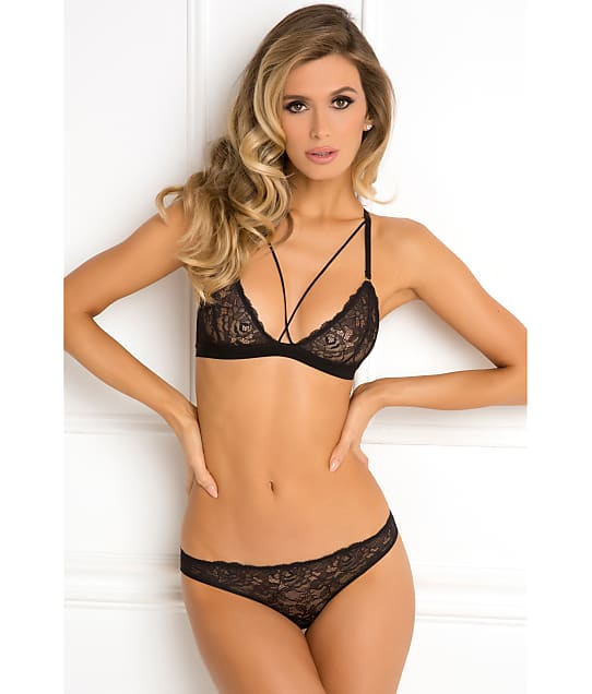 Rene Rofe: Don't Be Shy Wireless Bra Set