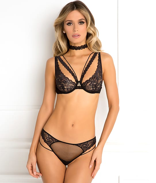Rene Rofe: Strings And Things Bra Set
