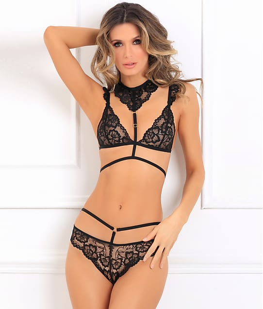 Rene Rofe: That's Rich Wireless Choker & Bra Set