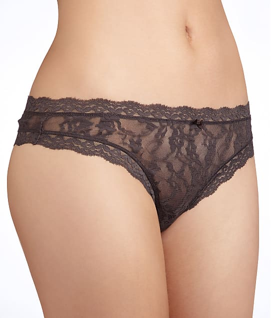 DKNY: Signature Lace Thong