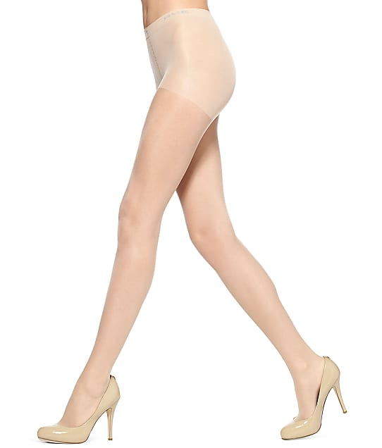 HUE: Essential Solutions Age Defiance Control Top Pantyhose
