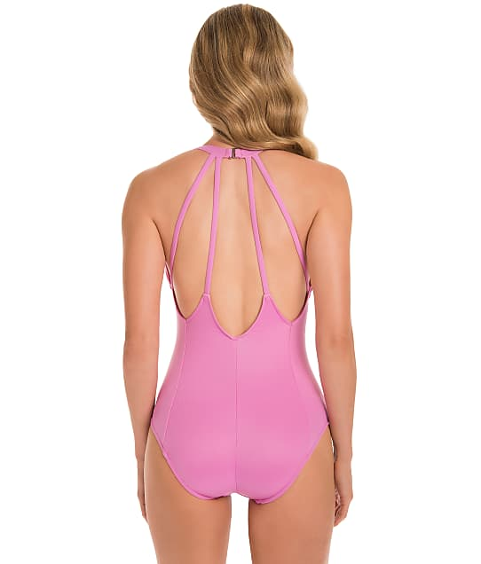 Magicsuit: Solid Trudy Wire-Free One-Piece
