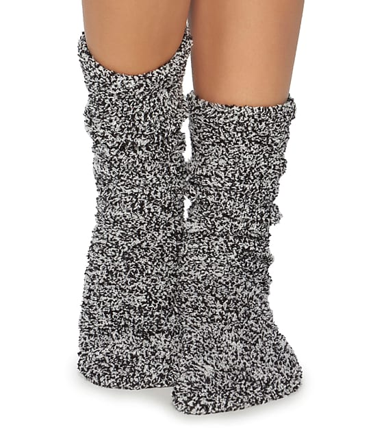 Barefoot Dreams: CozyChic Heathered Plush Socks