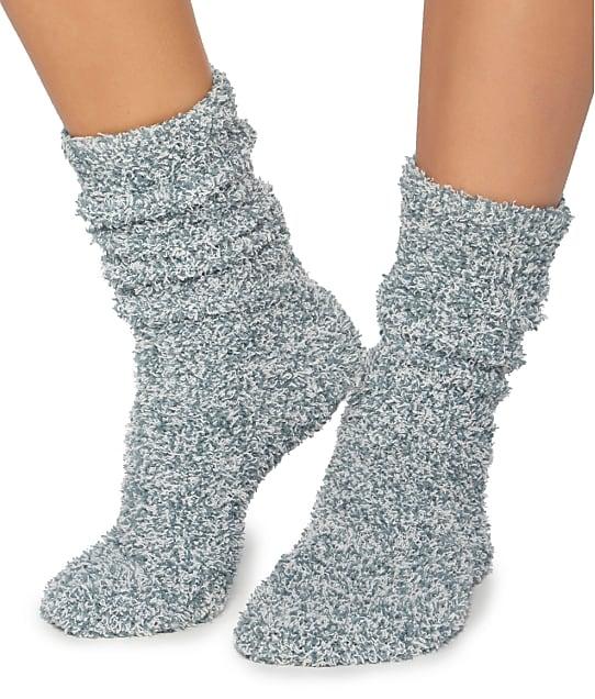 Barefoot Dreams: Cozychic® Heathered Plush Socks