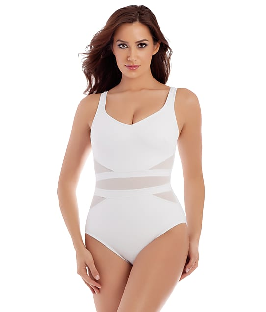 Miraclesuit: Illusionists It's A Cinch One-Piece