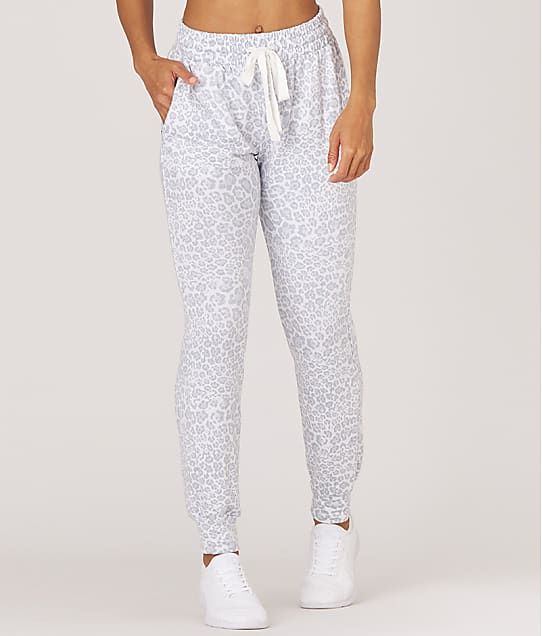 Glyder Halfway Joggers in Ice Leopard 6579