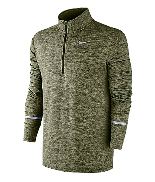 Nike: Element Dri-FIT Half-Zip Pullover
