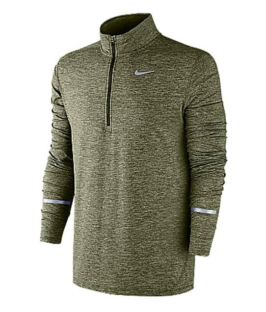 Nike: Element Dri-FIT Half-Zip Pullover