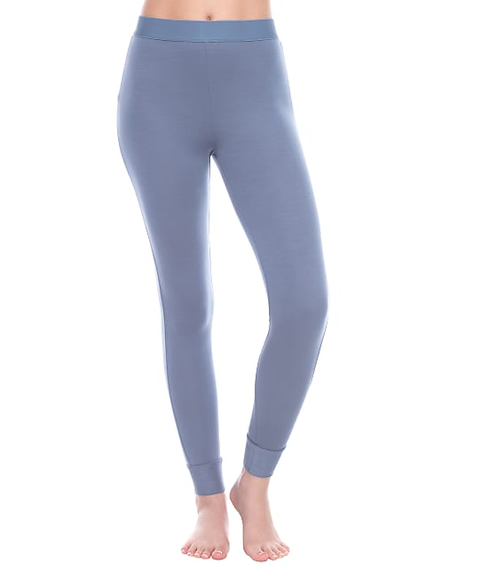 Honeydew Intimates Daze Off French Terry Leggings in Calcite 69768