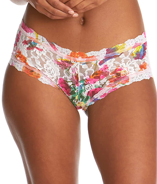 Hanky Panky Floral Reflections Boyshort in Floral Reflections 6X1281