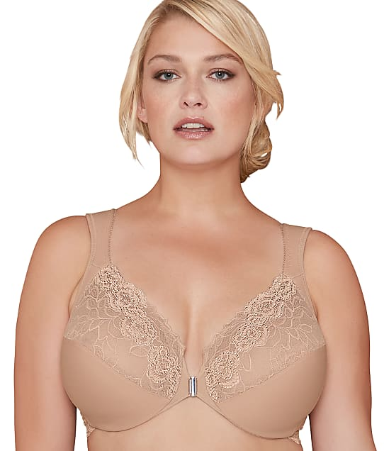 9f0c8de2eb43d Bramour Brooklyn Front-Close Bra