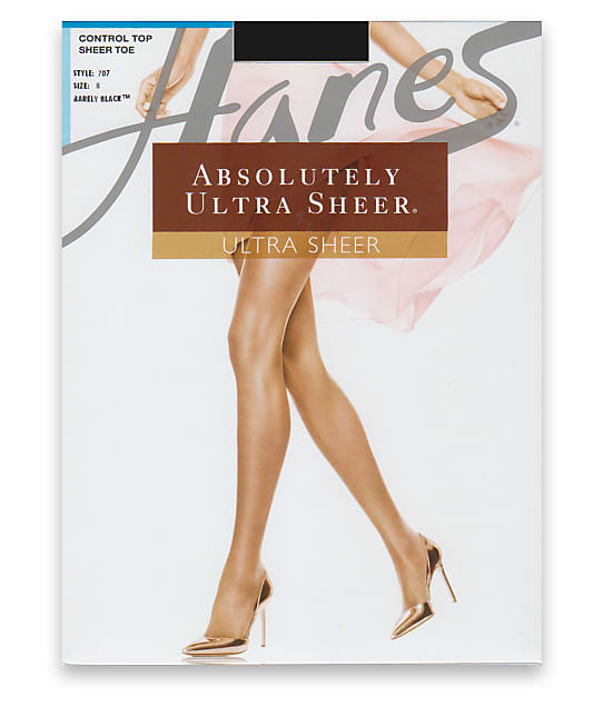 Hanes Absolutely Ultra Sheer Control Top Pantyhose