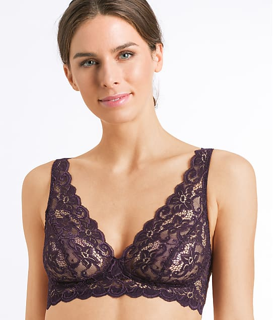 Hanro: Luxury Moments Lace Bralette