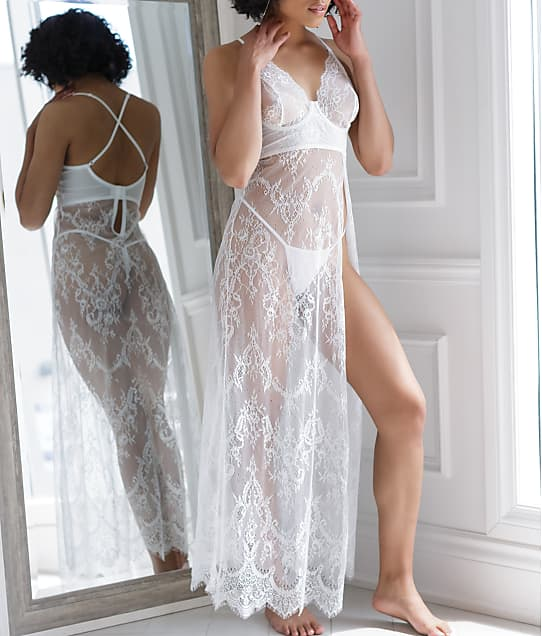 Coquette: Lace Gown