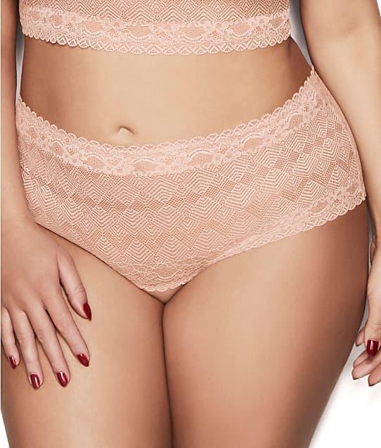 Ashley Graham: Seductive Lace Thong