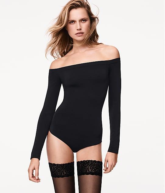 Wolford: Sleek String Bodysuit
