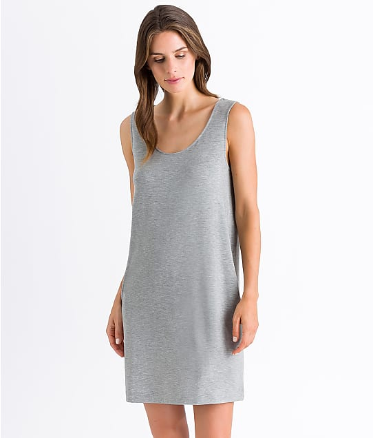 Hanro: Natural Elegance Knit Tank Gown