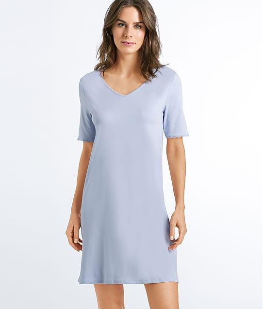 Hanro: Bea Cotton Knit Sleep Shirt