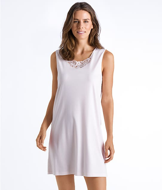 Hanro: Dorea Cotton Tank Nightgown