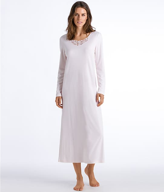 Hanro: Dorea Cotton Long Nightgown