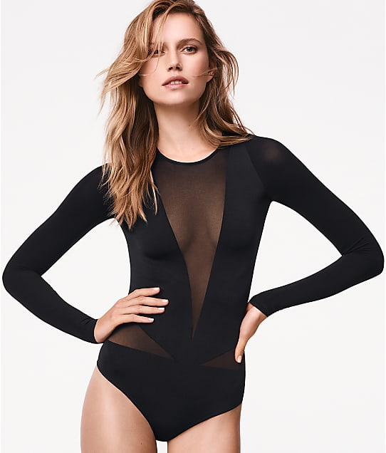 Wolford: Sleek String Thong Bodysuit