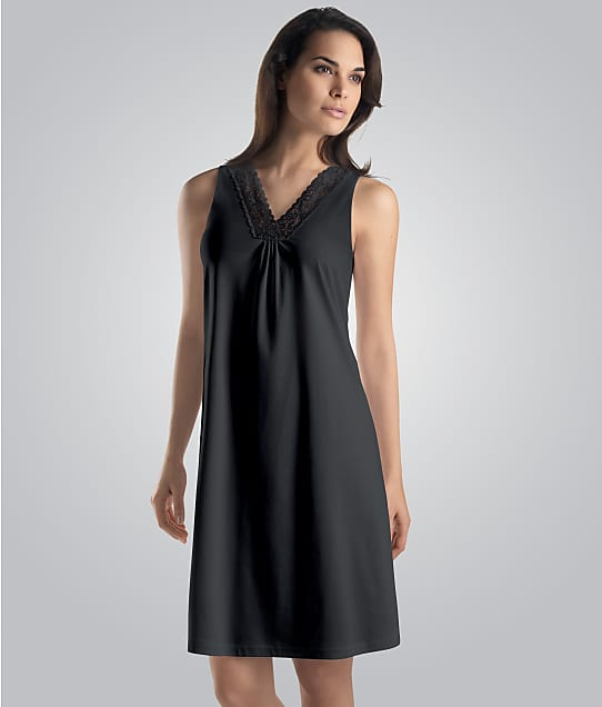 Hanro: Moments Knit Tank Gown