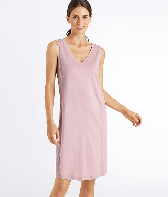 Hanro: Pure Essence Knit Tank Gown