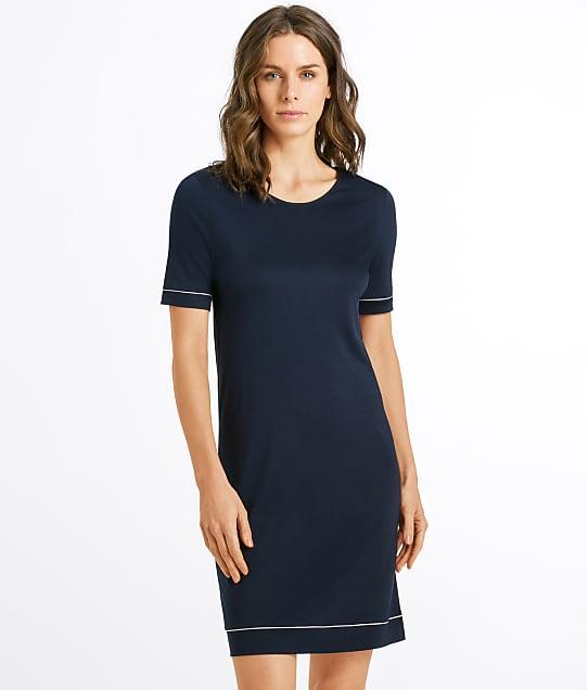 Hanro: Natural Comfort Knit Sleep Shirt