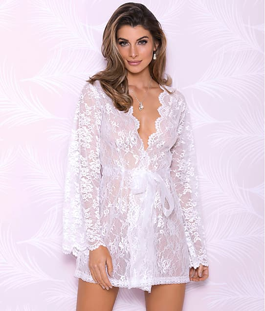 iCollection: All Over Lace Robe
