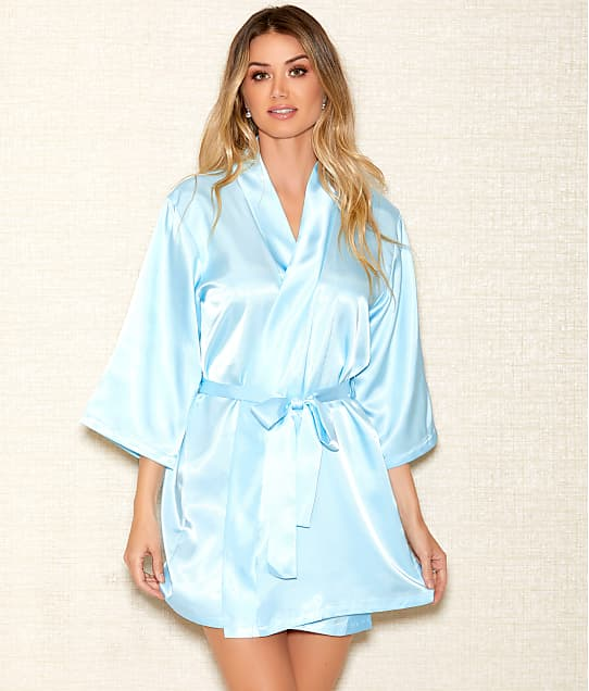 iCollection: Satin Robe