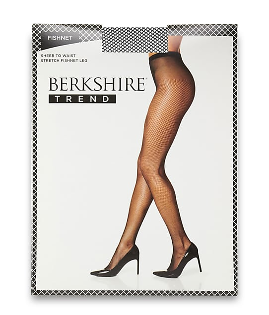 Berkshire: Sheer Fishnet Pantyhose