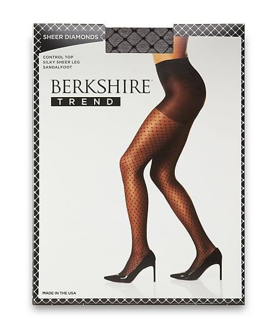 Berkshire: Diamond Control Top Pantyhose