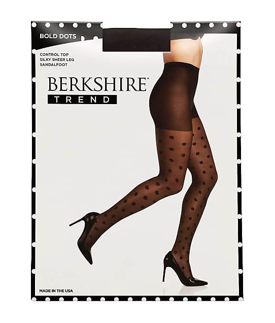Berkshire: Bold Dots Control Top Pantyhose