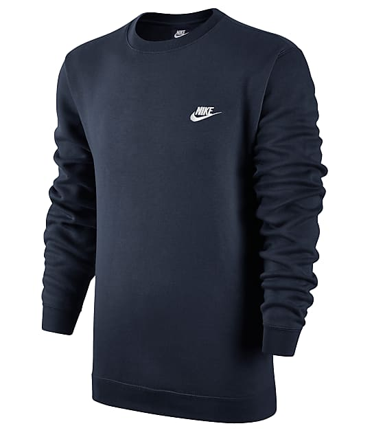Nike: Classic Fleece Sweatshirt