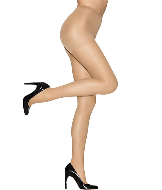 Hanes Hanes Alive Full Support Control Top Pantyhose in Little Color 810