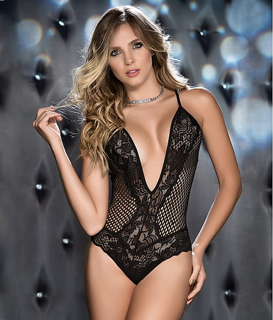 Mapalé: Netted Lace Wireless Teddy
