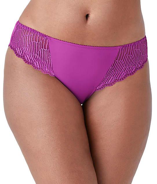 Wacoal La Femme Bikini in Hollyhock 841117