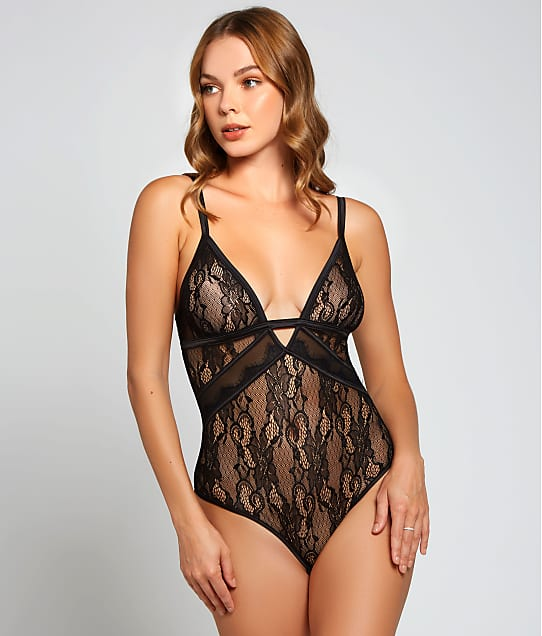 iCollection: Camellia Lace Teddy