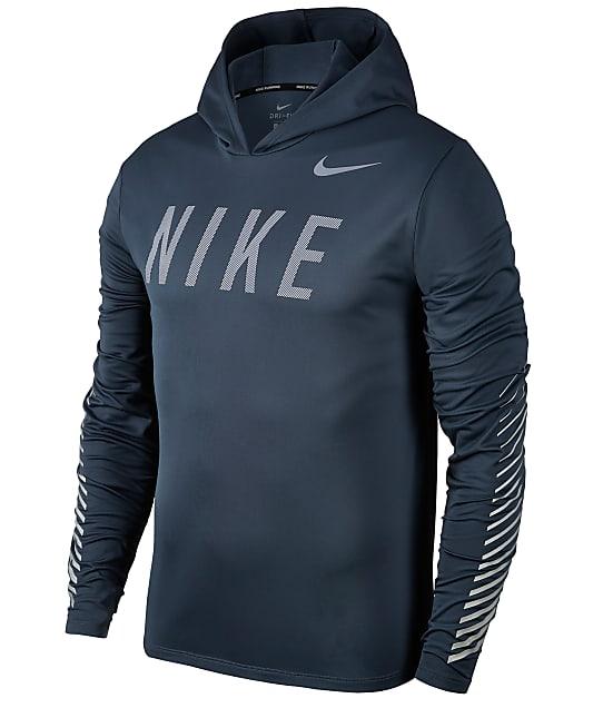Nike: Dry Miler Flash Hoodie