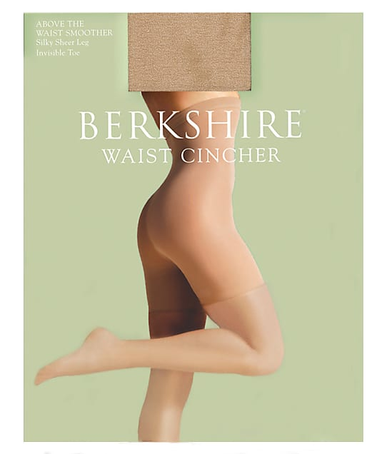 Berkshire: High-Waist Cincher Pantyhose