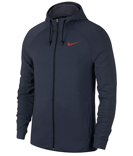 Nike: Dri-Fit Full Zip Training Hoodie