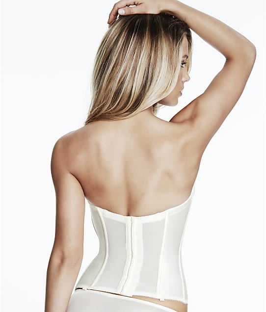 Dominique: Juliette Strapless Longline Corset