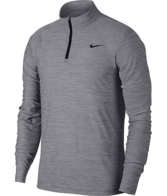 new style f61e1 116b9 Nike Breath 14 Zip-Up Pullover
