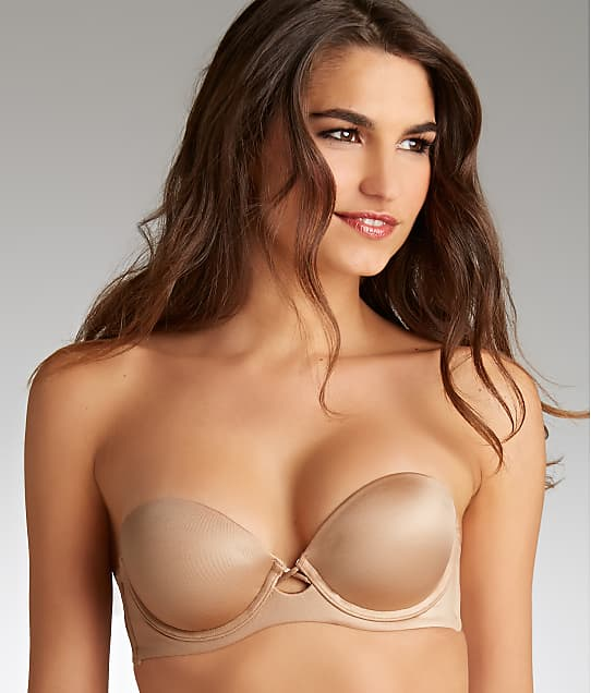 Maidenform: Natural Boost Strapless Convertible Bra