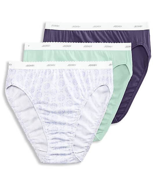 Jockey: Classic French Cut Brief 3-Pack