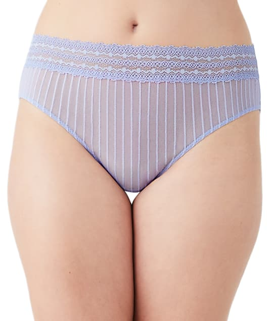 b.tempt'd by Wacoal Well Suited Hipster in Blue Heron(Full Sets) 970242